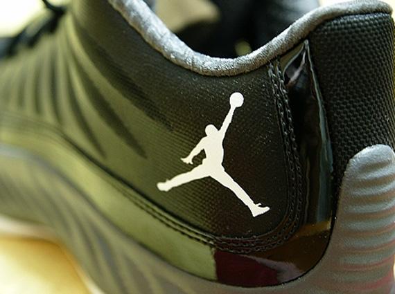 Jordan Super.Fly Low – Black – Grey – White
