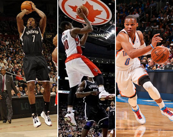 NBA Jordans on Court: Around The League  12/12  12/13