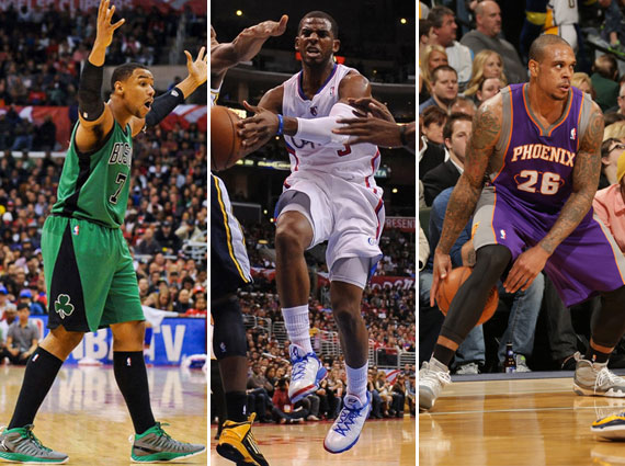 NBA Jordans on Court: Weekend Recap  12/28  12/30