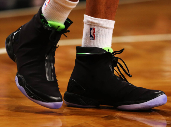 Russell Westbrook Debuts the Air Jordan XX8