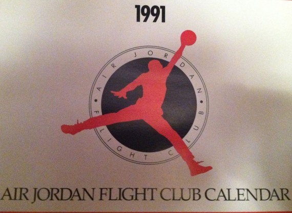 Vintage Gear: Air Jordan Flight Club 1991 Calender