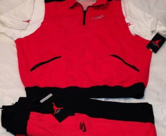 Vintage Gear: Air Jordan Flight Suit