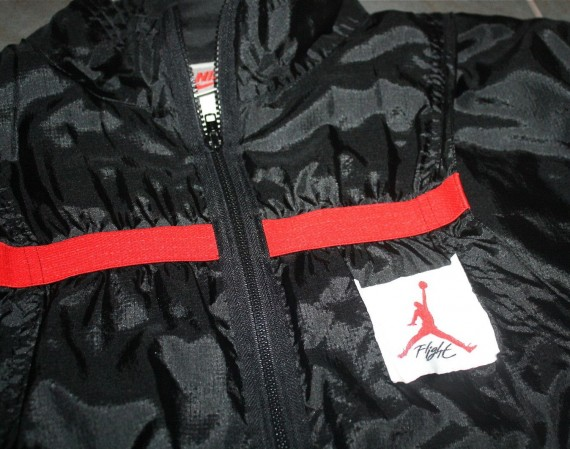 Vintage Gear: Air Jordan IV Flight Jacket