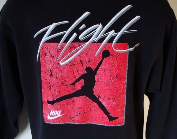 Vintage Gear Nike Flight Jumpman Crewneck