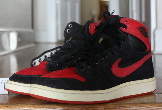 The Daily Jordan: Air Jordan AJKO Bred OG