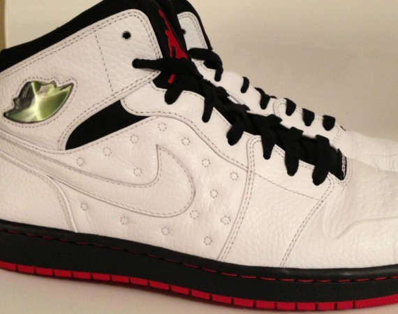"Air Jordan 1 Retro '97 ""He Got Game"""
