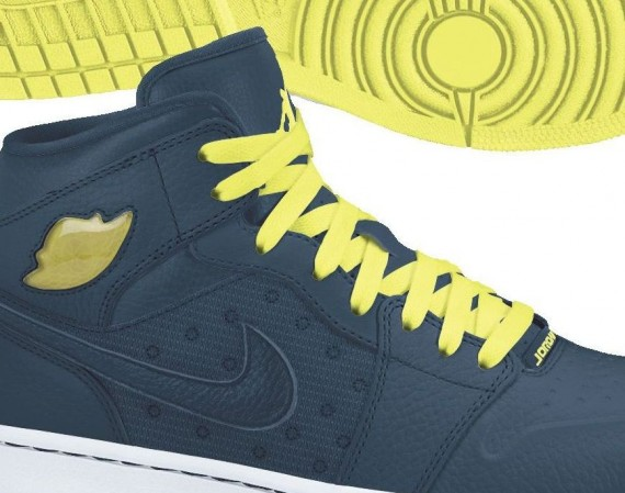 "Air Jordan 1 Retro '97 TXT: ""Squadron Blue"""