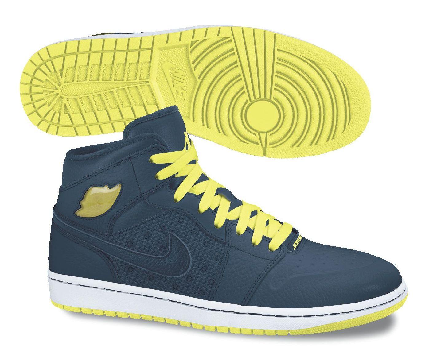 "Air Jordan 1 Retro  97 TXT  ""Squadron Blue"" - Air Jordans fc41e8b26d72"