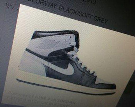 """5e57b1a6695e Air Jordan 1 Retro High OG  """"Shadow"""" – 2013 Retro - Air Jordans ..."""
