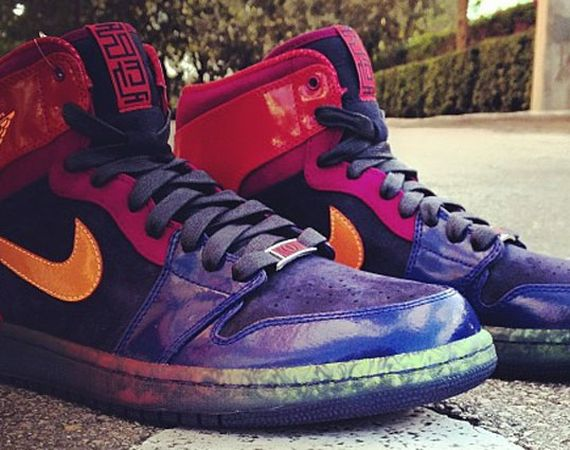 Air Jordan 1: Year of the Snake