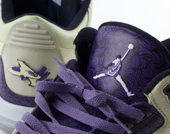 Air Jordan III: Jet Life Customs by El Cappy