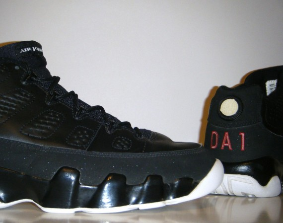 Air Jordan IX Low: Derek Anderson PE