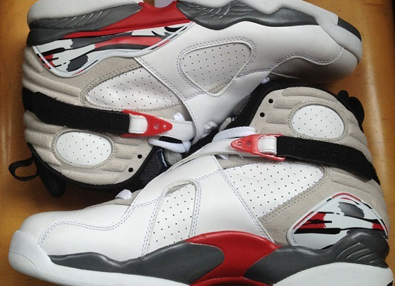 Air Jordan VIII: Bugs  Available Early on eBay