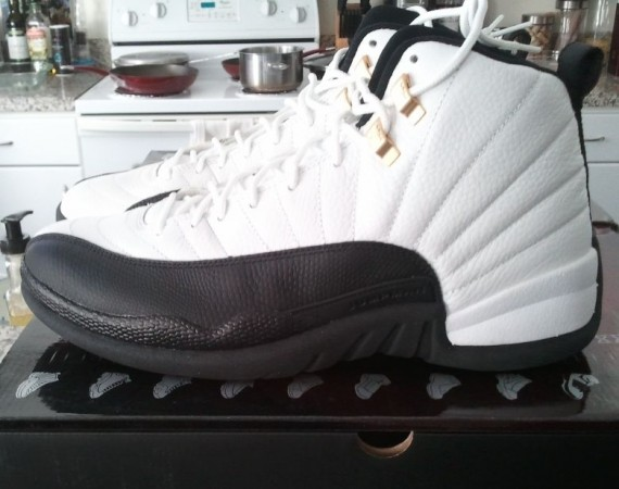 The Daily Jordan: Air Jordan XII Taxi   2008
