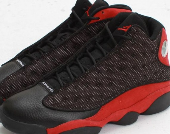 Air Jordan XIII Bred   Arriving in Stores