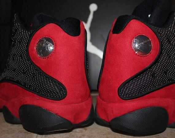 Air Jordan XIII Bred   Release Date