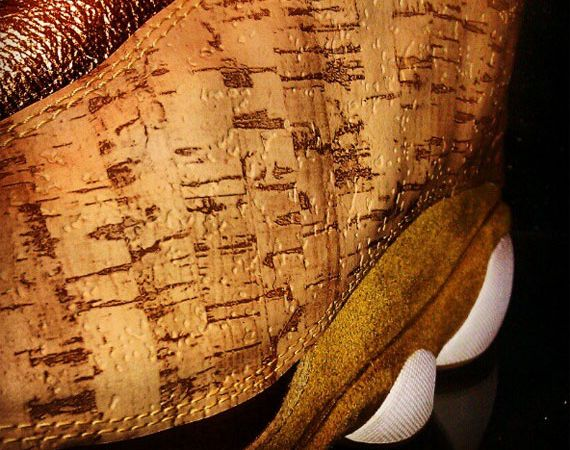 "Air Jordan XIII ""Cork"" Customs by Emmanuelabor – Teaser"