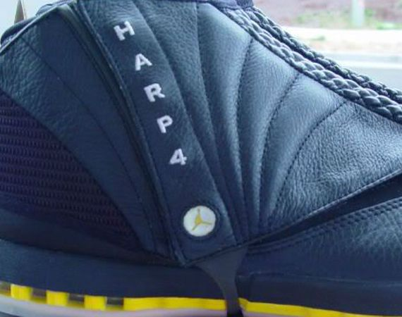Air Jordan XVI: Ron Harper Lakers PE