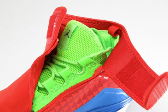Air Jordan XX8 Inspired Dominate Pro TD Cleat for Andre Johnson