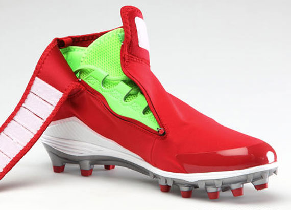 Air Jordan XX8 Inspired Cleats for Michael Crabtree