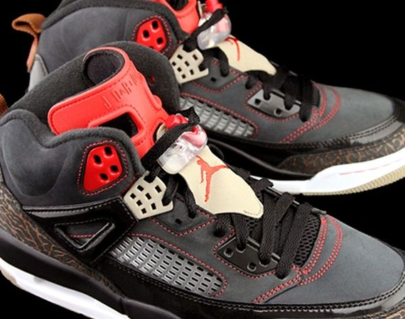 The Jordan Spiz ike has a rather OG looking colorway in the works for  January. That would be the black and challenge red combination e0d128ecd7