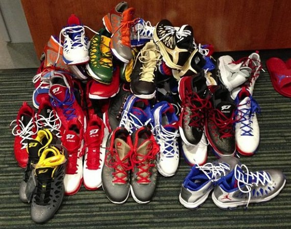 Chris Paul Teases Instagram Sneaker Giveaway