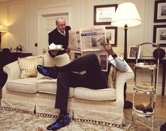 Dave White x Carmelo Anthony x Jordan Brand   Teaser