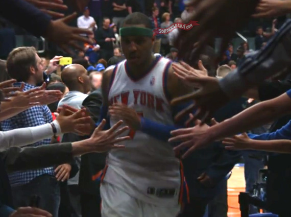 Carmelo Anthony   Playing For The City That Made Me: Episode 3