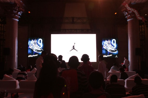 Jordan Melo M9 Lock and Launch Event Recap