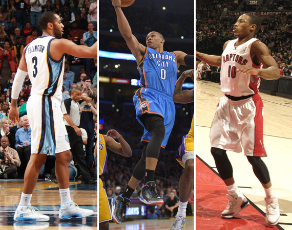 NBA Jordans on Court: Weekend Recap  1/11  1/13