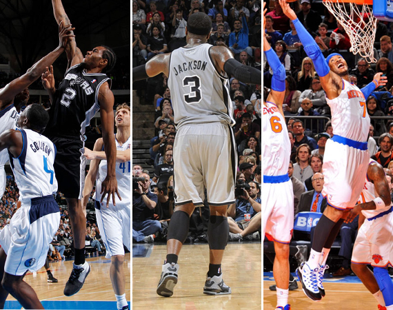 NBA Jordans on Court: Weekend Recap  1/25  1/27