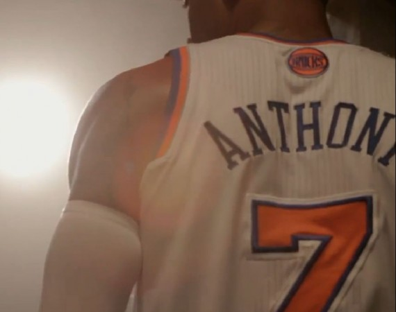 Carmelo Anthony – Playing For the City that Made Me: Episode 2