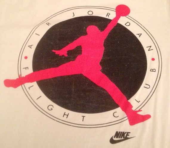 Vintage Gear: Nike Air Jordan Flight Club T Shirt