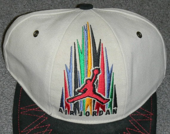 Vintage Gear: Air Jordan Skyline Snapback