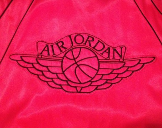 Vintage Gear: Air Jordan Wings Red/Black Jacket