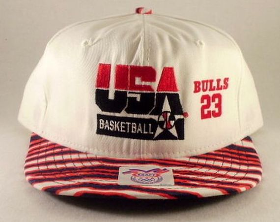Vintage Gear: Dream Team Michael Jordan Snapback