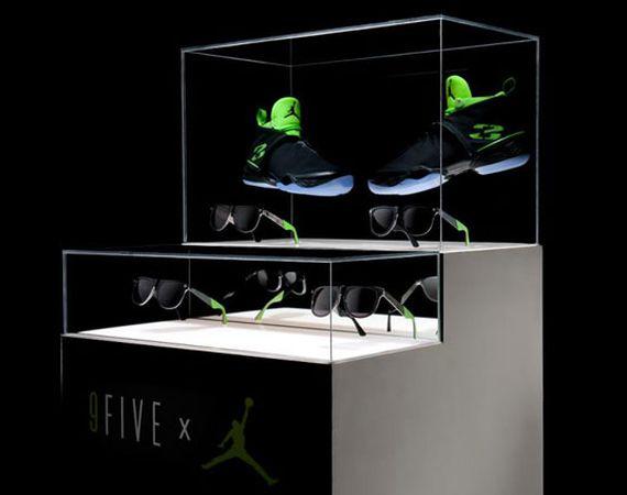 """9FIVE Eyewear x Jordan Brand """"Air Jordan XX8″ Frames"""
