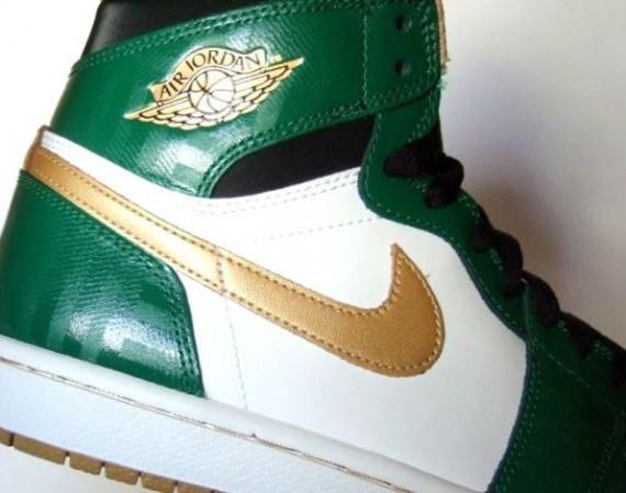 Air Jordan 1: Celtics