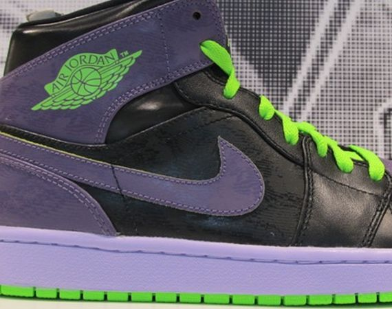 "Air Jordan 1 Retro ""Night Vision"""