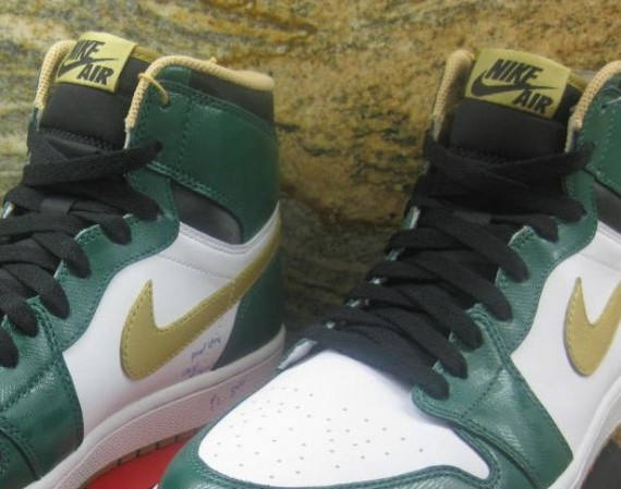 "Air Jordan 1 Retro High OG: ""Celtics"" – Available Early on eBay"