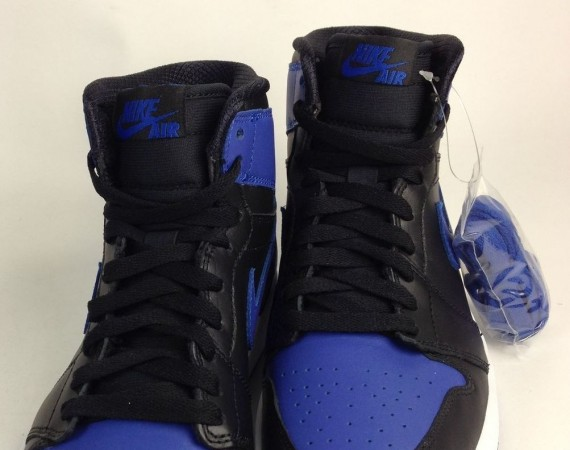 "Air Jordan 1: ""Royal"" – Available Early on eBay"
