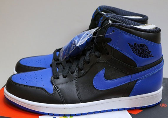 The Air Jordan 1    Royal    is releasing tomorrow as the only OG    Jordan 1 Royal Blue Kanye