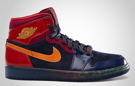 Air Jordan 1: Year of the Snake  Official Images