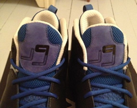 Air Jordan 2012: Jared Jeffries Knicks PE