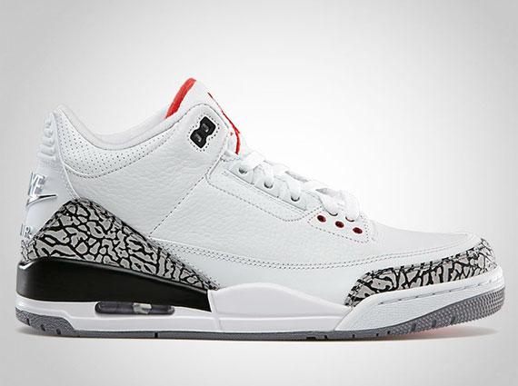 Air Jordan III Retro '88: Official Images
