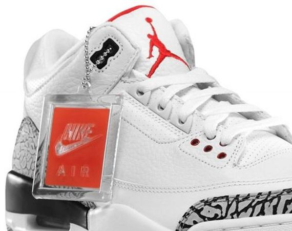 Air Jordan III 88 Retro: Eastbay Giveaway Sweepstakes