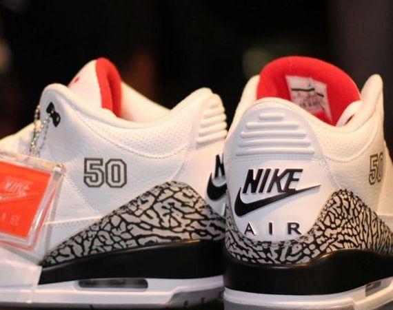 Air Jordan III 88: MJ50
