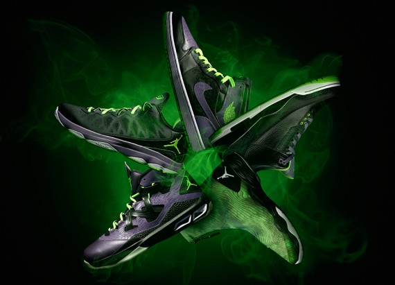 Jordan Brand 2013 NBA All Star Night Vision Collection