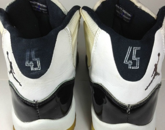 "Air Jordan XI: ""Concord"" 45 Sample"