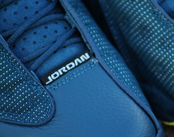 "Air Jordan XIII ""Squadron Blue"" – Arriving in Stores"